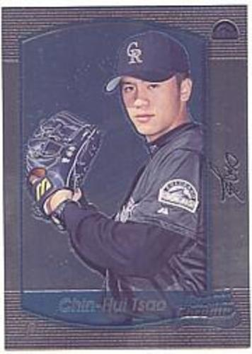 Photo of 2000 Bowman Chrome #192 Chin-Hui Tsao RC