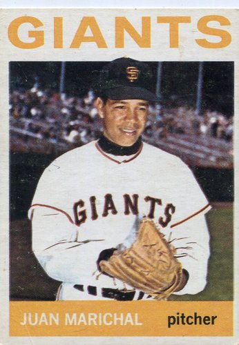 Photo of 1964 Topps #280 Juan Marichal -- Giants Hall of Famer