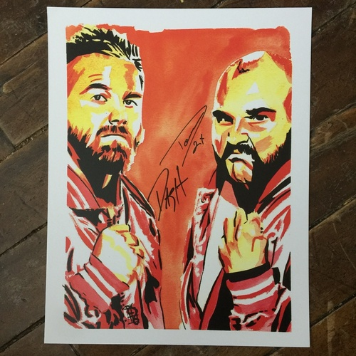 The Revival SIGNED 11 x 14 Rob Schamberger Print