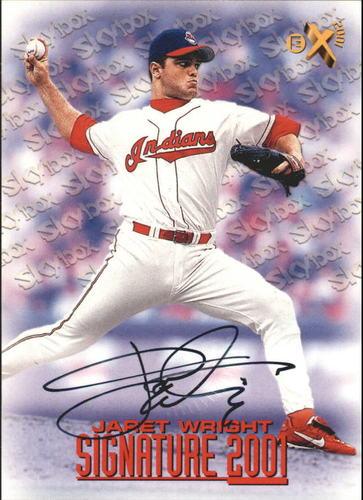 Photo of 1998 E-X2001 Signature 2001 #9 Jaret Wright