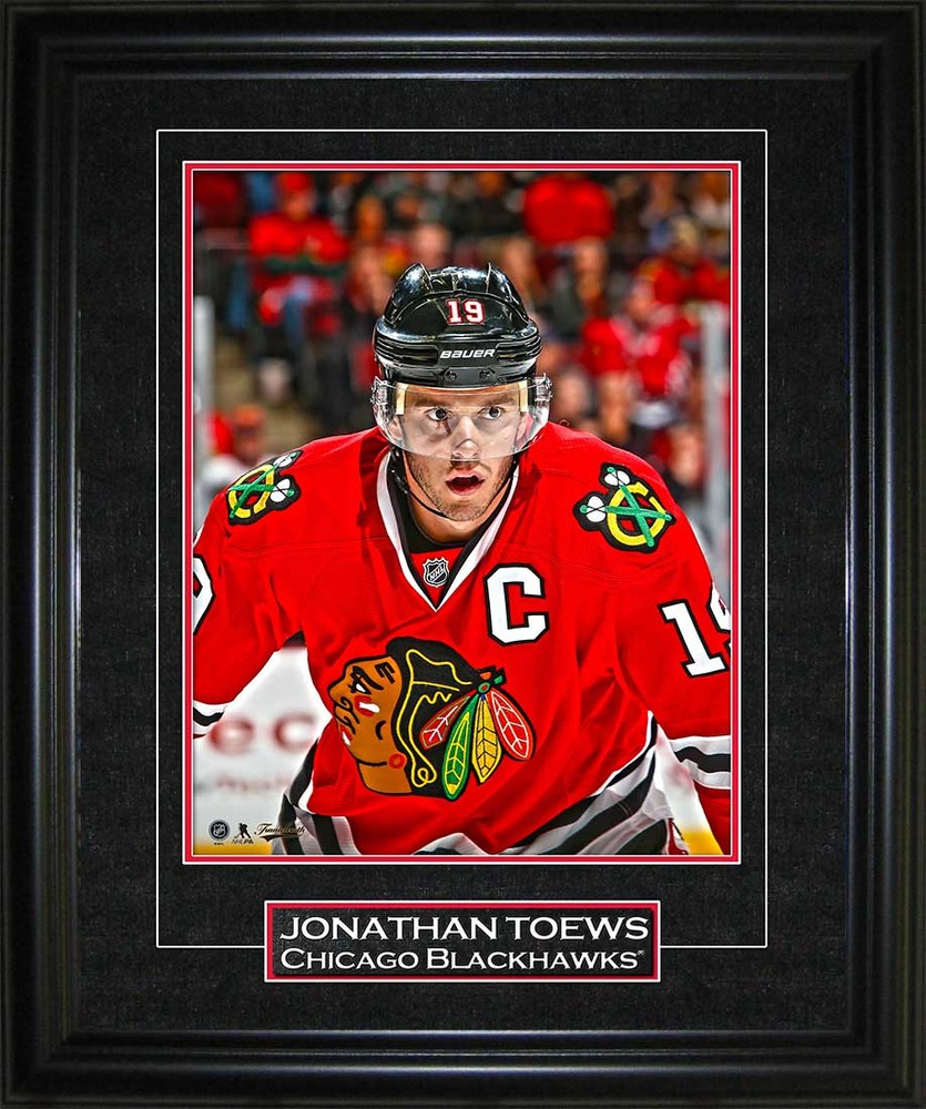 Jonathan Toews - Framed 8x10