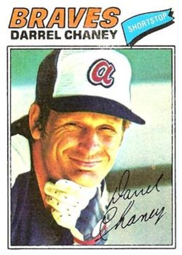Photo of 1977 Topps #384 Darrel Chaney