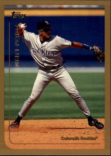 Photo of 1999 Topps #97 Neifi Perez