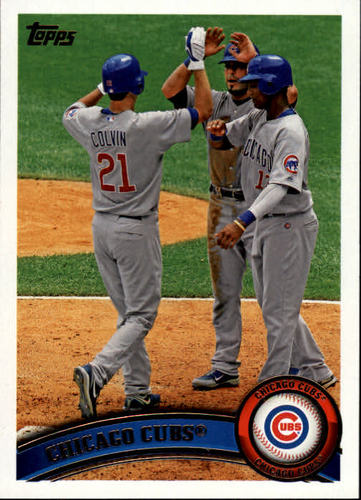 Photo of 2011 Topps #309 Chicago Cubs TC