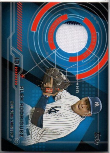 Photo of 2014 Topps Trajectory Relics #TRAR Alex Rodriguez