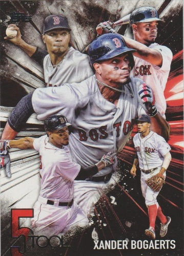 Photo of 2017 Topps Five Tool #5T26 Xander Bogaerts