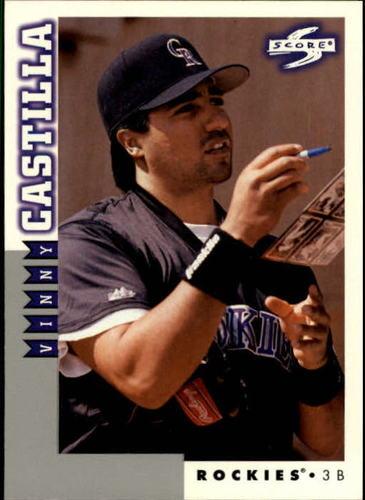 Photo of 1998 Score Rookie Traded #78 Vinny Castilla