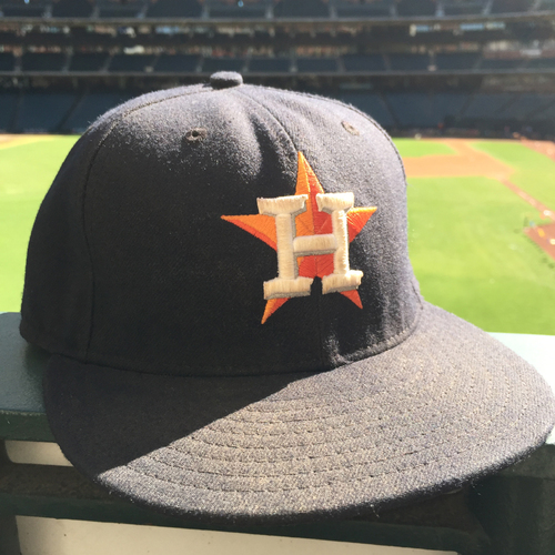 Photo of 2016 George Springer Team-Issued Home Cap