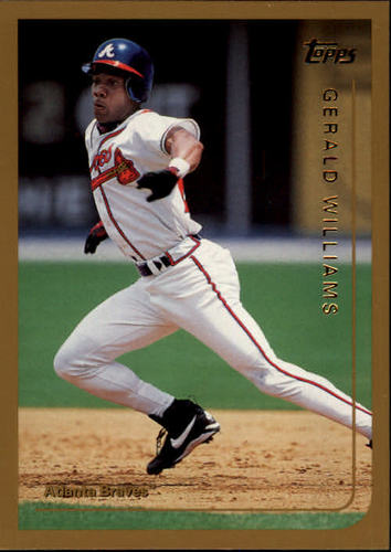 Photo of 1999 Topps #98 Gerald Williams