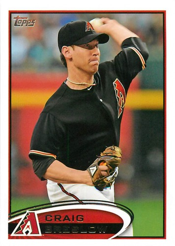 Photo of 2012 Topps Update #US35 Craig Breslow