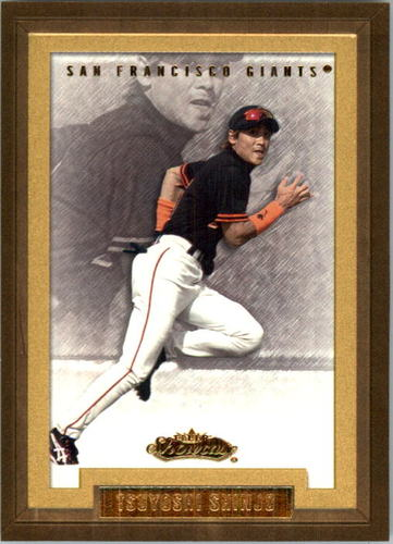 Photo of 2002 Fleer Showcase Legacy #92 Tsuyoshi Shinjo