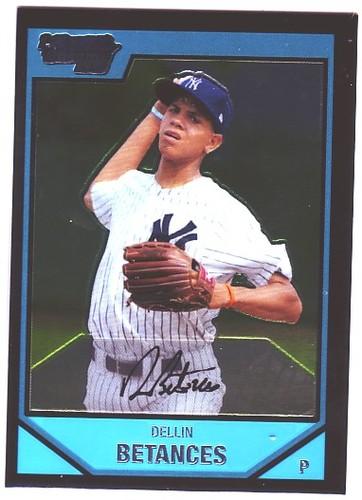Photo of 2007 Bowman Chrome Prospects #BC5 Dellin Betances
