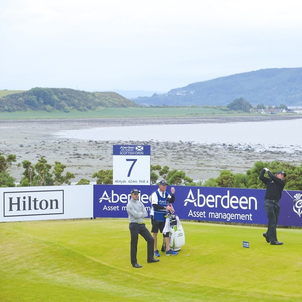 Click to view Play with a Pro in the Aberdeen Asset Management Scottish Open.