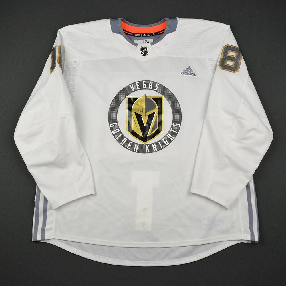James Neal Warmup Worn/Autographed Practice Jersey - Vegas Golden Knights