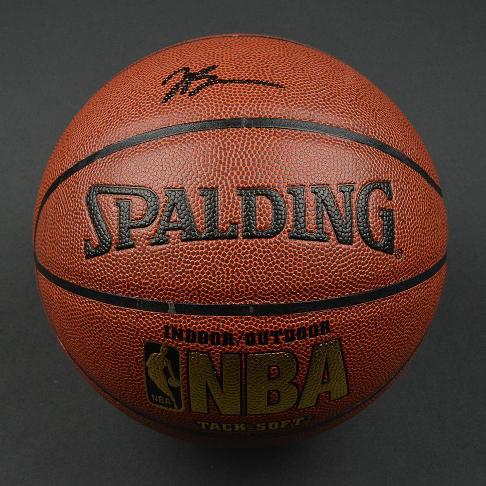 Jaylen Brown - Boston Celtics - 2016 NBA Draft - Autographed Basketball