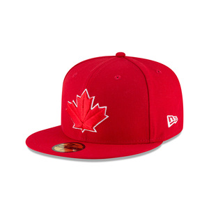 Toronto Blue Jays Authentic Collection Alternate Red Game Cap by New Era