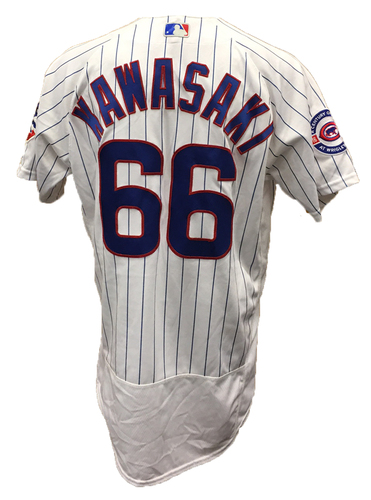 Photo of Munenori Kawasaki Jersey -- 2016 World Champion Season