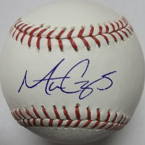 Photo of Matt Capps Autographed Baseball