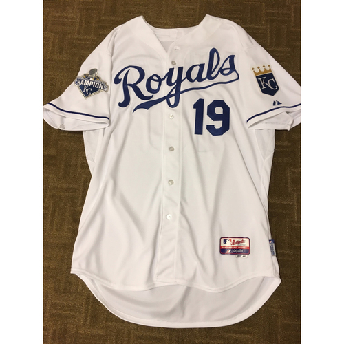 Photo of Royals Charities Auction: Chelsor Cuthbert #19 Appearance Jersey