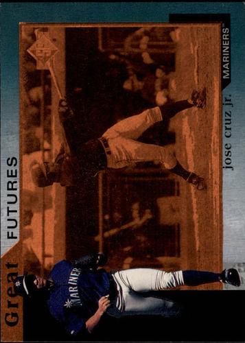 Photo of 1997 SP #15 Jose Cruz Jr. FOIL RC