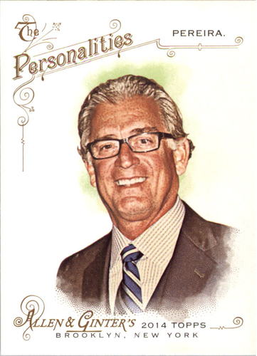 Photo of 2014 Topps Allen and Ginter #262 Mike Pereira