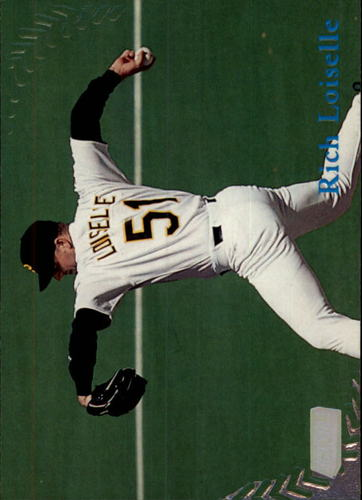 Photo of 1998 Stadium Club #161 Rich Loiselle RC