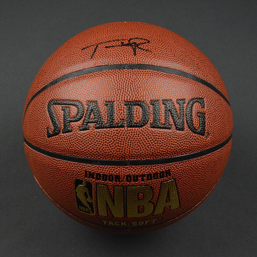 Taurean Prince - Atlanta Hawks - 2016 NBA Draft - Autographed Basketball