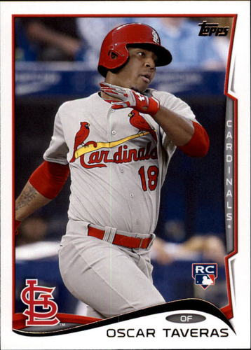 Photo of 2014 Topps Update #US175 Oscar Taveras RC