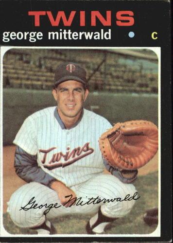 Photo of 1971 Topps #189 George Mitterwald