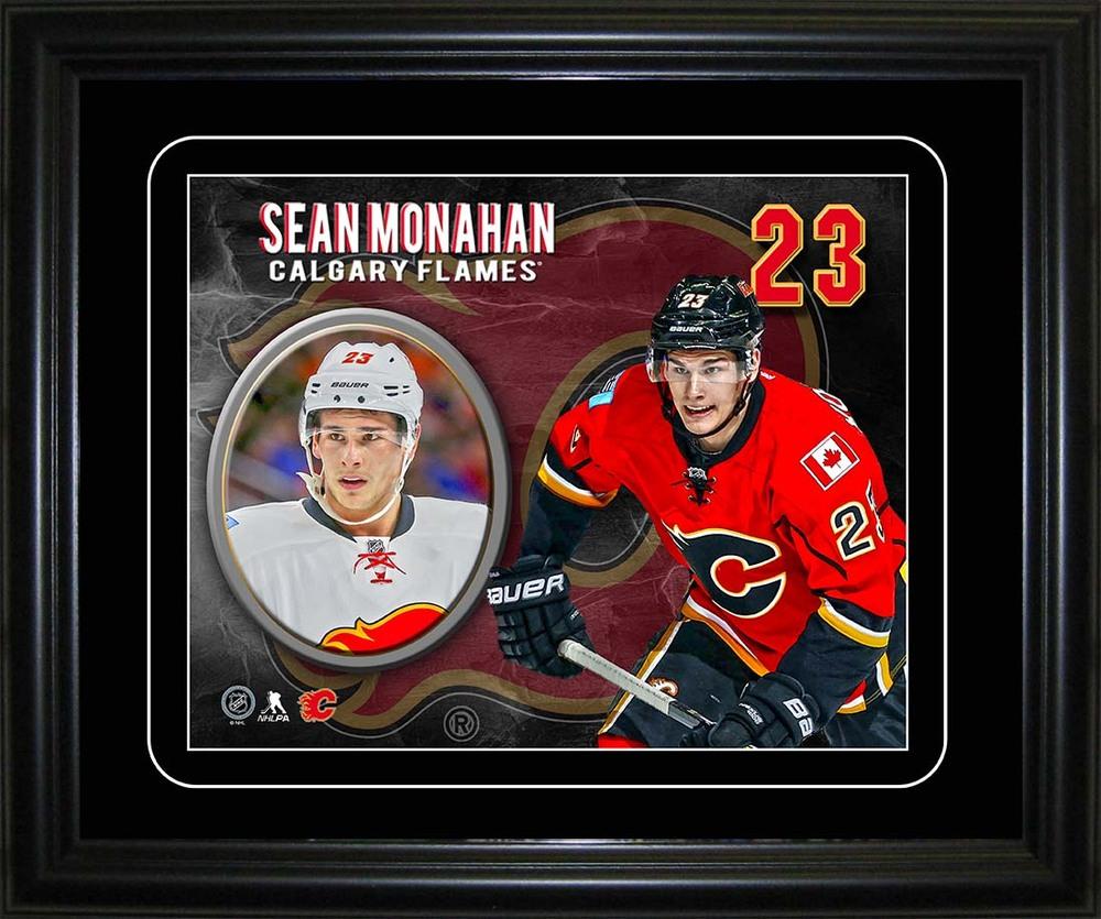 Sean Monahan - Calgary Flames 10x13 Player Portrait