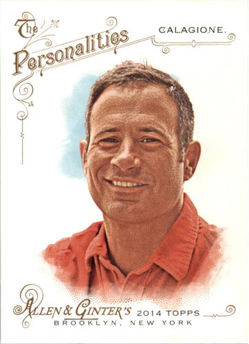 Photo of 2014 Topps Allen and Ginter #265 Sam Calagione