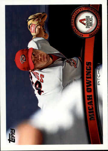 Photo of 2011 Topps Update #US199 Micah Owings
