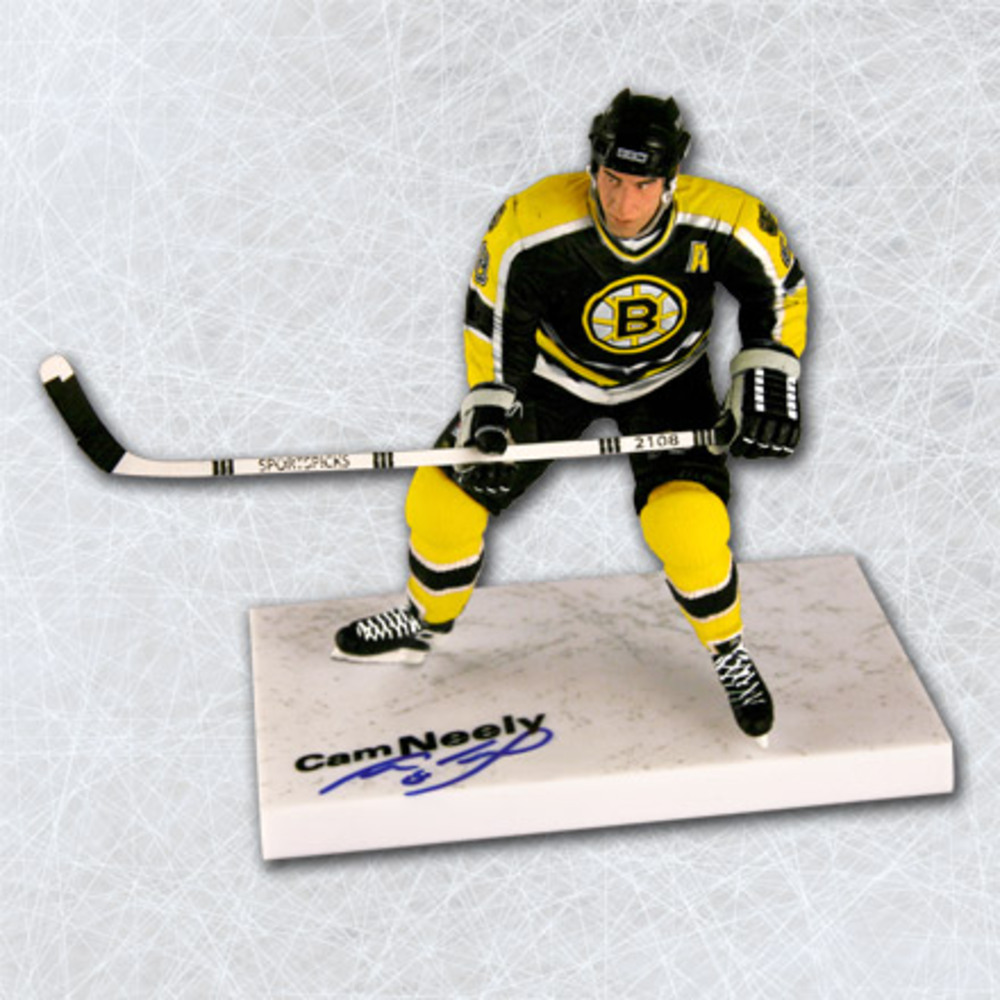 Cam Neely Boston Bruins Autographed McFarlane SP Figure