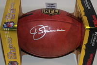 NFL - EAGLES JERRY SISEMORE SIGNED AUTHENTIC FOOTBALL