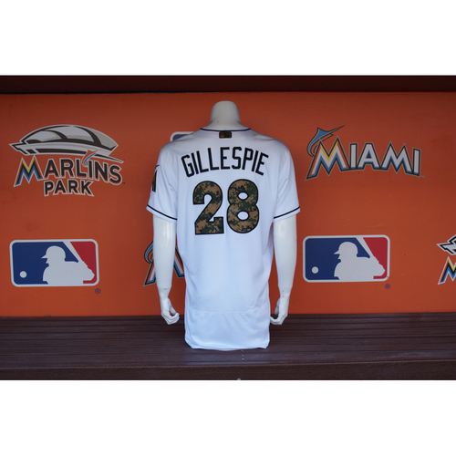 Photo of Cole Gillespie Memorial Day Jersey