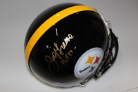 HOF - STEELERS JOE GREENE SIGNED STEELERS PROLINE HELMET