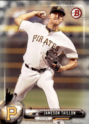 Photo of 2017 Bowman #61 Jameson Taillon
