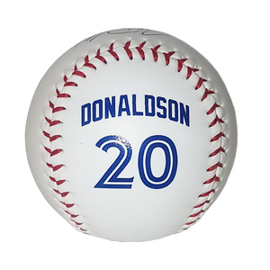 Toronto Blue Jays  Josh Donaldson Baseball by Rawlings