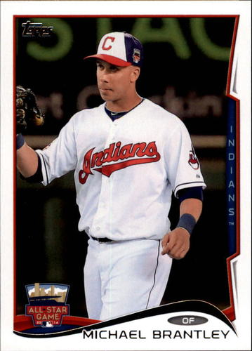 Photo of 2014 Topps Update #US176 Michael Brantley