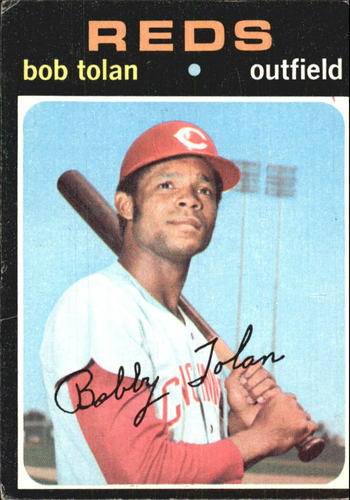 Photo of 1971 Topps #190 Bob Tolan