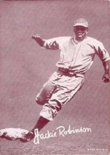 Photo of 1947-66 Exhibits #193 Jackie Robinson