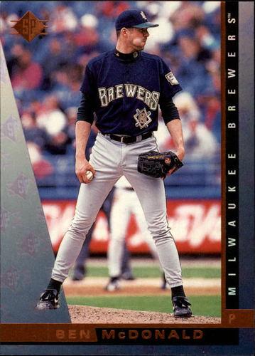 Photo of 1997 SP #104 Ben McDonald