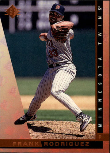 Photo of 1997 SP #107 Frank Rodriguez