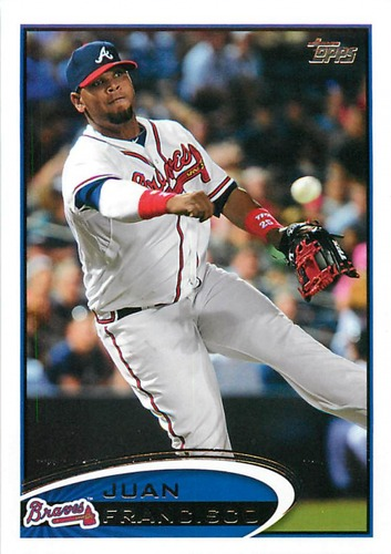 Photo of 2012 Topps Update #US41 Juan Francisco