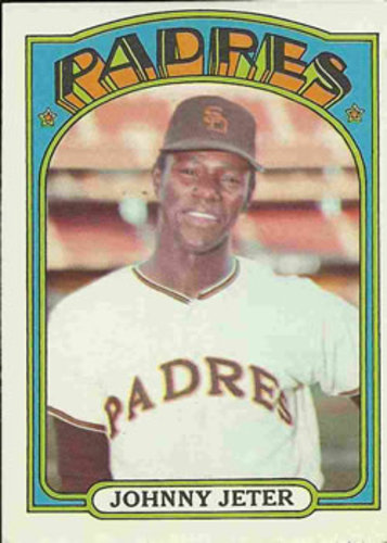 Photo of 1972 Topps #288 Johnny Jeter