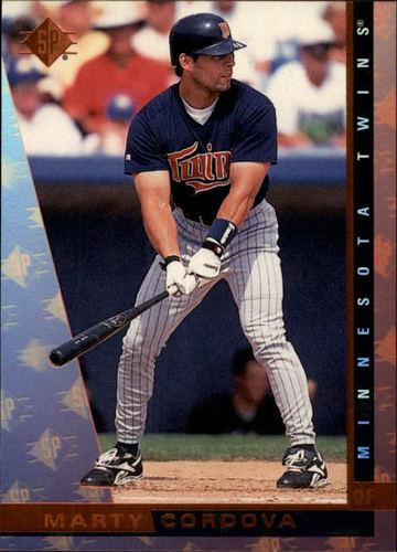 Photo of 1997 SP #108 Marty Cordova