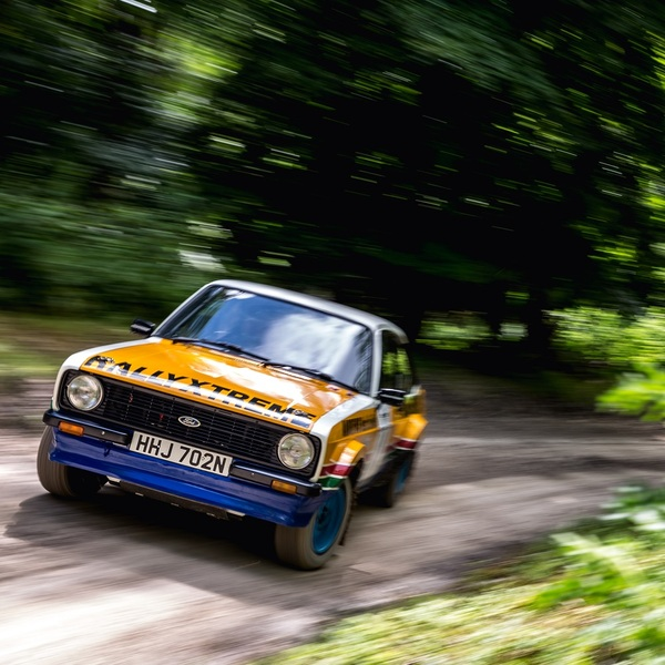 Click to view Rally Driving Experience at the Goodwood Festival of Speed - Friday.