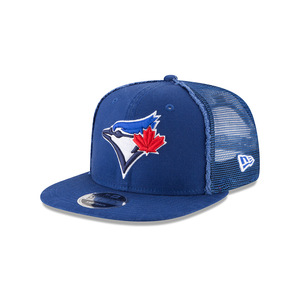 Toronto Blue Jays Trucker Worn Snap by New Era