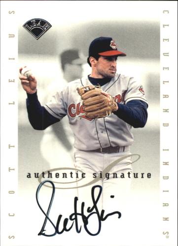 Photo of 1996 Leaf Signature Extended Autographs #106 Scott Leius