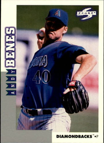 Photo of 1998 Score Rookie Traded #95 Andy Benes